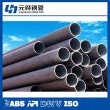 Tubo d'acciaio di ASTM ASME SA106 della caldaia ad alta pressione senza giunte dello scambiatore di calore