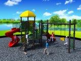 Campo de jogos ao ar livre para o parque