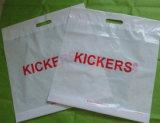 Erstklassiges eingebranntes Paket Plastiktaschen für Kleider (FLD-8508)