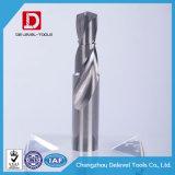 Taladro modificado para requisitos particulares alta calidad del paso de progresión del carburo de tungsteno para trabajar a máquina de aluminio