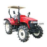 4WD Tractor agrícola de cuatro ruedas de la unidad de tractores agrícolas