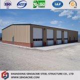 Эффективного с точки зрения затрат Сборные стальные конструкции здания складов для хранения