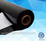 PE van Black&White Beschermende Film voor de Samengestelde Comités van het Aluminium
