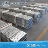 Tianjin Tyt 그룹의 제조에서 구멍을%s 가진 강철 지붕 Truss Q345b C 채널 강철 단면도