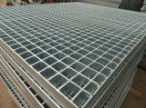 Отожмите решетку замка стальную для решетки сетки дорожки лестницы платформы