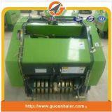 中国はトラクターの販売のための小型干し草の梱包機を連結した