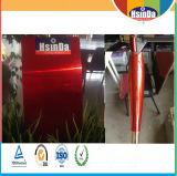 Vente chaude Ral Couleur Rutile Titanium Dioxide Metallic Red Powder Coating