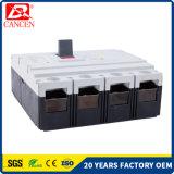 800 4p MCCB un disyuntor de caja moldeada