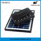 Batterie Li-ion portable Accueil Système d'alimentation solaire avec 3 ampoules