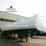 アルミニウム/ステンレス鋼/鋼鉄半燃料貯蔵輸送のトラックのタンカーのトレーラー