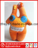새로운 만화 인물의 디자인에 의하여 주문을 받아서 만들어지는 아기 연약한 장난감