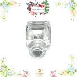 heißer Quadrat-Aroma-REEDdiffuser- (zerstäuber)glasflasche des Verkaufs-100ml, Glasglas für wesentliches Öl