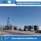 Il professionista ha usato l'olio all'olio per motori diesel e usato alla pianta diesel
