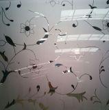 設計されていた酸のEtehcedの装飾的な芸術ガラス