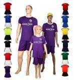 Teamwear를 위한 어떤 색깔 승화 운동복 축구 저어지