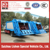 Camion di immondizia poco costoso elettrico del camion DFAC 4 Cbm del costipatore dell'immondizia di risanamento del macchinario dell'ambiente