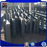 Costruzione d'acciaio insonorizzata prefabbricata galvanizzata del metallo