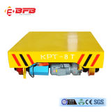 Motorizado Driverless vehículo ferroviario utilizado en la industria de metales pesados (KPT-16T)