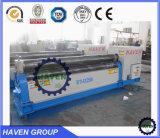 X11-25W2000 hidráulico de alta calidad 3 placa de rodillo máquina laminadora de flexión