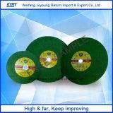 Roue de découpage pour le disque de découpage d'acier inoxydable