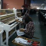 검정 (GUE-125A)에 있는 질 디지털 수직 상태 88 키 기계 피아노