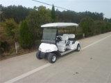 с тележки гольфа колеса покрышки 4 дороги электрической с мотором 4 Kw