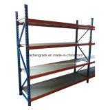 Entrepôt de stockage pour les ventes d'étagères industrielles en acier