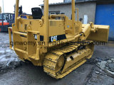 Bulldozer idraulico utilizzato D3c del trattore a cingoli del cingolo del Giallo-Cappotto 3~5-Cubic-Meter 7000kg