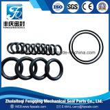Pakking van de O-ring van Vmq van de Verbinding PTFE van NBR Viton EPDM de Rubber
