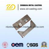 Pezzo fuso di sabbia dell'acciaio legato dell'OEM per i pezzi meccanici della costruzione