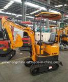 Mini máquina escavadora 800kg Xn08 da esteira rolante da maquinaria de construção da engenharia
