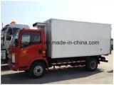 Camion del frigorifero di Sinotruk HOWO/camion della gelata/Refrigerator Van Truck 8*4 6*4 4*2