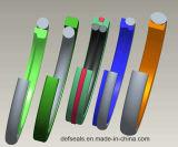 En Téflon PTFE/joints de tige joints hydrauliques à épaulement