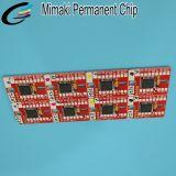 De nouveaux modèles Mimaki JV300-160300-130 Jv éco solvant puce permanent de la cartouche d'encre SS21