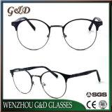 Het klassieke Optische Frame van het Oogglas van Eyewear van het Metaal van de Voorraad van het Ontwerp In het groot