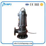 Haute efficacité de transfert des eaux usées submersible de pompes à boue pour l'eau sale
