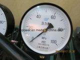 Pompe à huile hydraulique à haute pression associée à des vérins hydrauliques (ZB3 / 630)