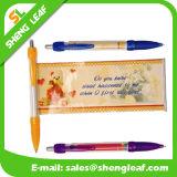 Impression d'un beau logo sur les stylos à stylos à bille personnalisés (SLF-LG048)