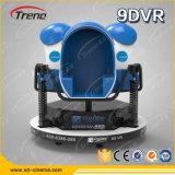 parco a tema Amusement Equipment 5D 6D 7D 9d Xd Cinema di 9d Vr Glasses 3 Seats 360 Degree
