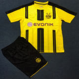 kit dell'uniforme di gioco del calcio di 2016/2017season Borussia Dortmund