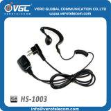Ухо VERO отпочковывается наушник (VR-1003) для двухстороннего радиоего