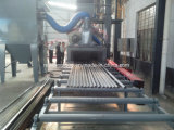 Machine van de Ontploffing van de Pijp van het Type van fabriek de Nuttige BuitenMuur Ontsproten
