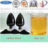 De rubber Apparatuur van de Pyrolyse van het Recycling aan Stookolie