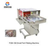 De automatische Snijdende Machine van Dace Basa Fish Butterfly Cutting van de Sardine