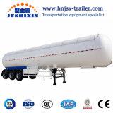 Essieu de haute qualité prix d'usine 3 35,5 CBM/55.5cbm tanker GPL semi-remorque pour la vente