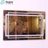 Novo Estilo de Espelho Anti Ecrã táctil de Nevoeiro Espelho de luz LED (MR-YB1-DJ003)