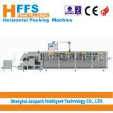 De volledige Automatische Spaanders van de Rijst/de Cracker Voorgevormde Apparatuur van de Machine van de Verpakking van de Zak van de Ritssluiting