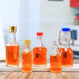 30-100ml Taille Mini verre clair des bouteilles en verre clair de liqueur d'emballage