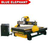 Blueelephant 1325 Statues 3D de meubles en bois Making Machine CNC Router avec changeur d'outil de carrousel