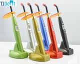 무선 경제적인 적당한 PVC 바디 LED 치과 가벼운 치료